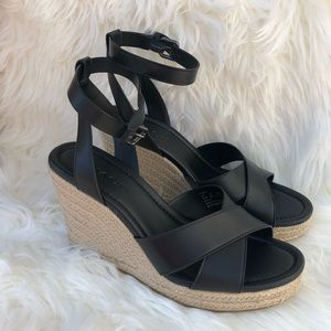 Coach Wedges Size 9.5 Brand New!